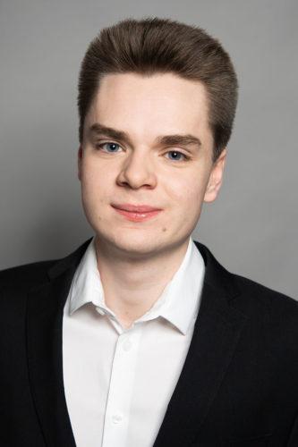 Mika Weiße-Blanke – Electrical Engineering student