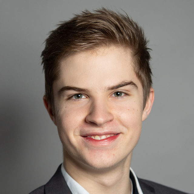 Moritz Lottmann – Laboratory Assistant